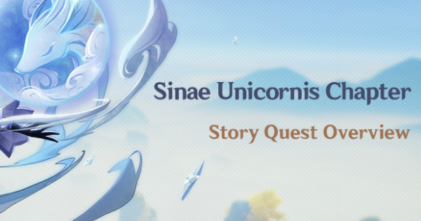 Ganyu Story Quest - Sinae Unicornis Chapter Guide | Genshin Impact - GameWith