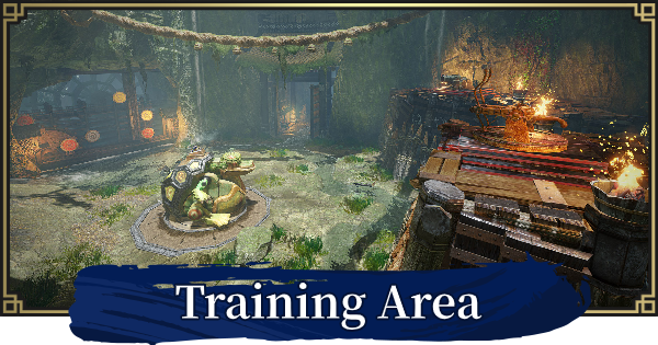MH Rise | Training Area Location & Guide | MONSTER HUNTER RISE (MHR) - GameWith
