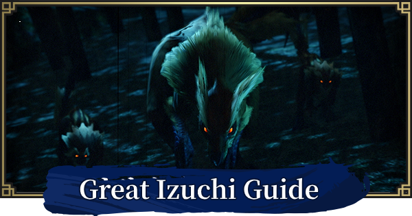 MONSTER HUNTER RISE | Great Izuchi Guide - Weakness & How To Beat | MH Rise - GameWith