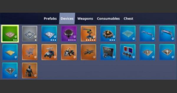 Fortnite | Place Devices On A Creative Island - 14 Days of Fortnite