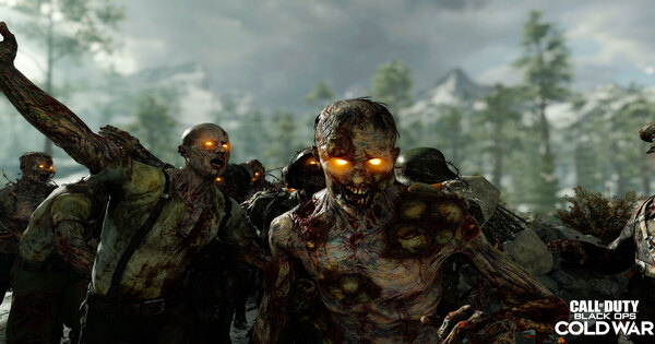 Express Map (Zombies) - Release Date