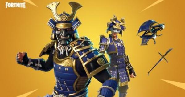 Fortnite | MUSHA Skin - Set & Styles - GameWith