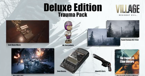RE8 | All Editions - Price & Pre Order Bonuses | Resident Evil Village (RE Village) - GameWith