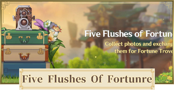 Five Flushes Of Fortune Event - Release Date & Rewards