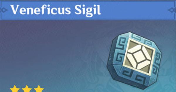 Veneficus Sigil - Location & How To Farm | Genshin Impact - GameWith