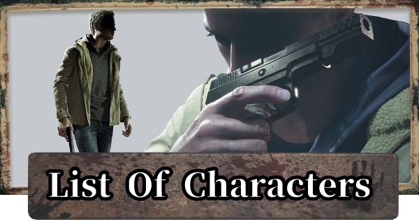 All Characters List - Names & Voice Actors   Resident Evil Village (RE8 / RE Village) - GameWith