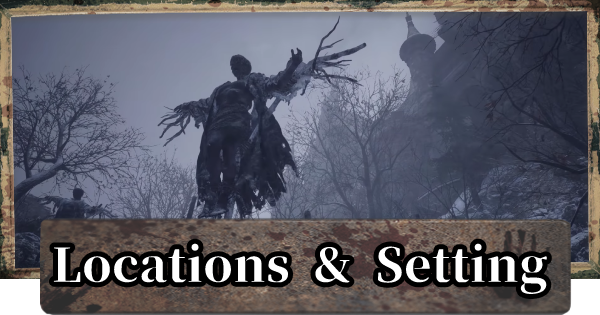 RE8 | Locations - Setting | Resident Evil Village (RE Village) - GameWith