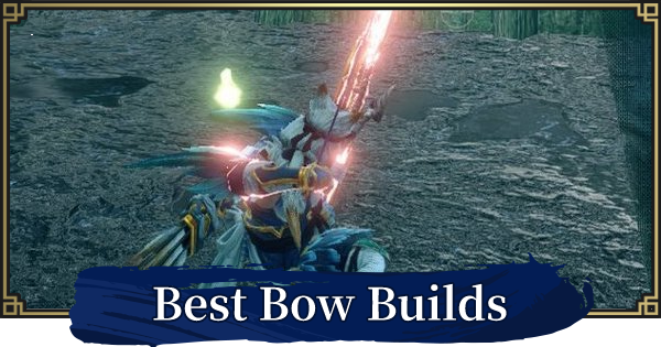 Bow Build - Best Armor & Skills
