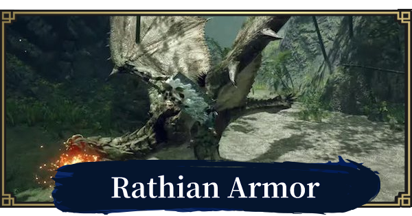 MONSTER HUNTER RISE | Rathian Armor & Weapons | MH Rise - GameWith