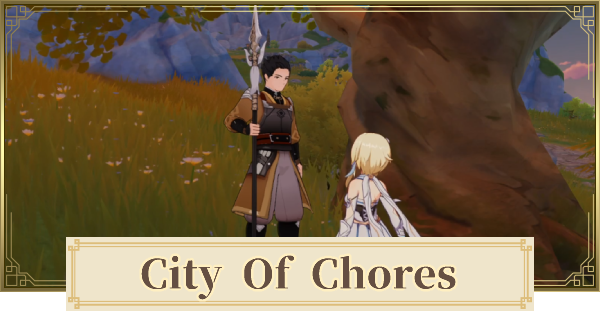 City Of Chores - Lantern Rite Tales Quest Guide | Genshin Impact - GameWith