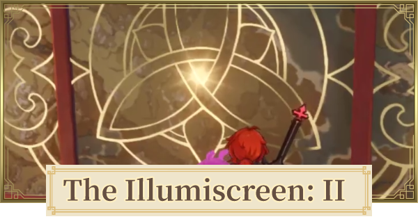The Illumiscreen: II (2) Treasure Bug - Lantern Rite Tales Quest Guide  | Genshin Impact - GameWith