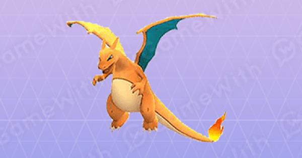 Pokemon Go   Charizard - Stats, Best Moveset & Max CP