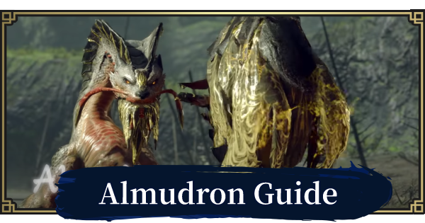 MH Rise | Almudron - Weakness, Drops & Quest Guide | MONSTER HUNTER RISE (MHR) - GameWith