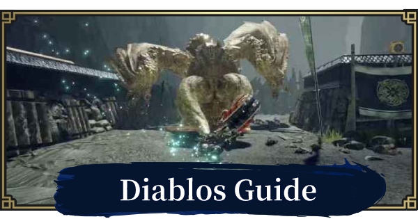 MONSTER HUNTER RISE | Diablos Guide - Weakness & New Info | MH Rise - GameWith