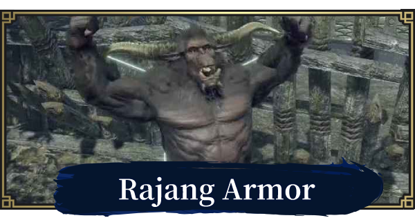 MONSTER HUNTER RISE | Rajang Armor & Weapons | MH Rise - GameWith