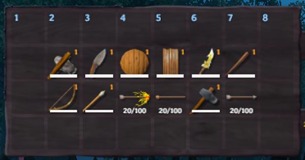 Weapons List | Valheim - GameWith