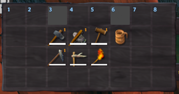 Valheim   Tools List - GameWith