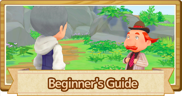 Beginner Tips & Guides - Things To Do When Starting | Story of Seasons Pioneers of Olive Town (SoS PoOT) - GameWith