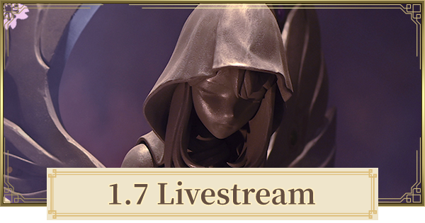 Genshin Impact | 1.7 Livestream on July 9th Schedule & Primogem Codes - GameWith