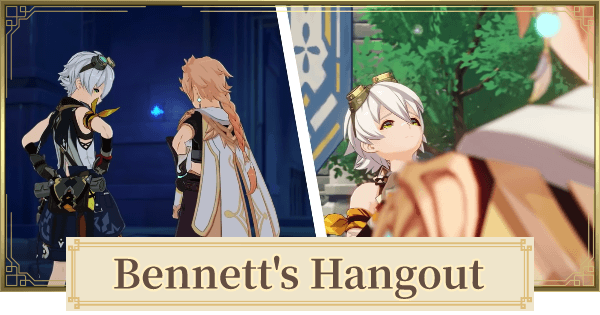 Bennett Hangout Event Walkthrough - All Branches & Endings