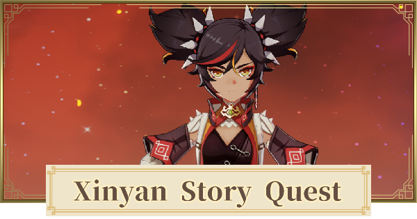 Xinyan Story Quest Walkthrough - All Branches & Endings | Genshin Impact - GameWith
