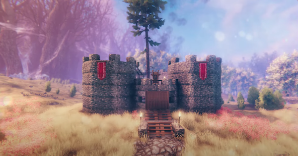 Valheim | Castle Builds - Design Ideas - GameWith