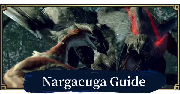 MH Rise | Nargacuga Guide - Weakness & How To Fight Guide | MONSTER HUNTER RISE (MHR) - GameWith