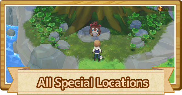 Special Locations