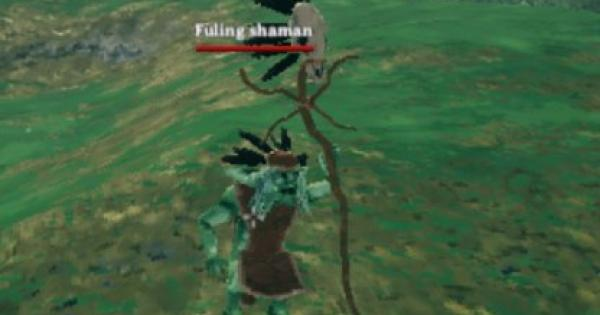 Valheim | Fuling Shaman - Drops & Location - GameWith