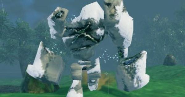 Valheim | Stone Golem - Drops & Location - GameWith