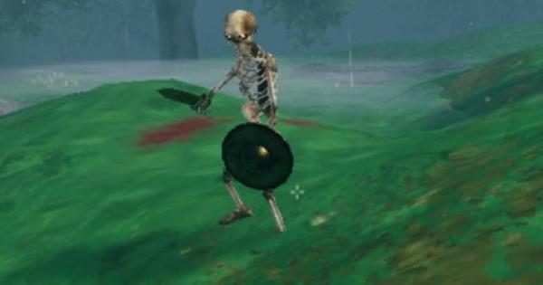 Valheim | Skeleton - Drops & Location - GameWith
