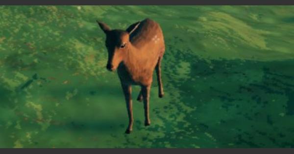 Valheim | Deer - Drops & Location - GameWith