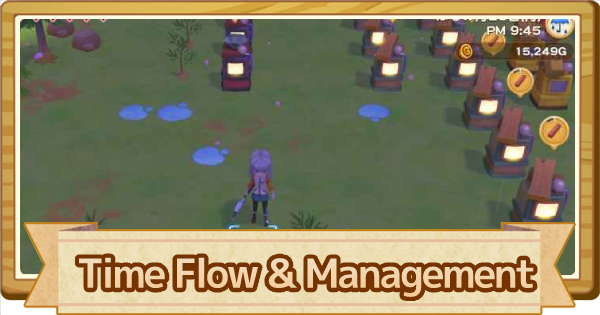 Time Management - Can You Slow Time? | Story of Seasons Pioneers of Olive Town (SoS PoOT) - GameWith