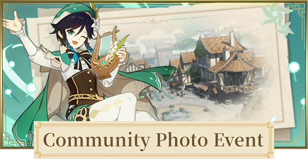 Community Photo Event (Windblume Snapshots) - How To Join & Rewards | Genshin Impact - GameWith