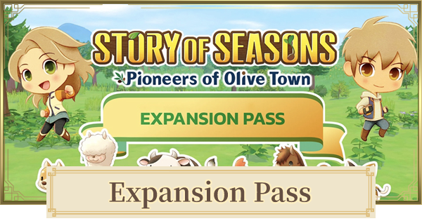 Expansion Pass Release Date & Price | Story of Seasons Pioneers of Olive Town (SoS PoOT) - GameWith