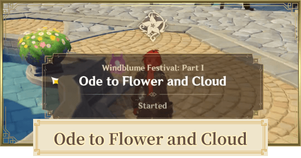 Ode To Flower and Cloud Walkthrough Guide | Genshin Impact - GameWith