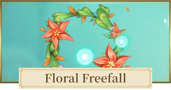 Floral Freefall - Minigame Rewards & How To Get Points | Genshin Impact - GameWith