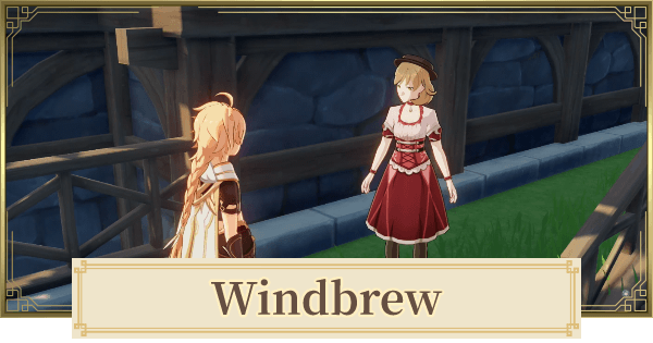Windbrew - Festive Anecdotes Quest Guide   Genshin Impact - GameWith