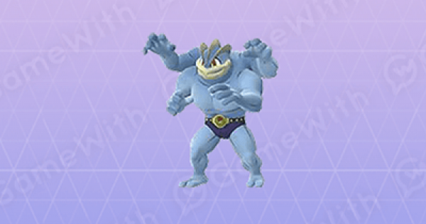 Pokemon Go | Machamp - Stats, Best Moveset & Max CP - GameWith