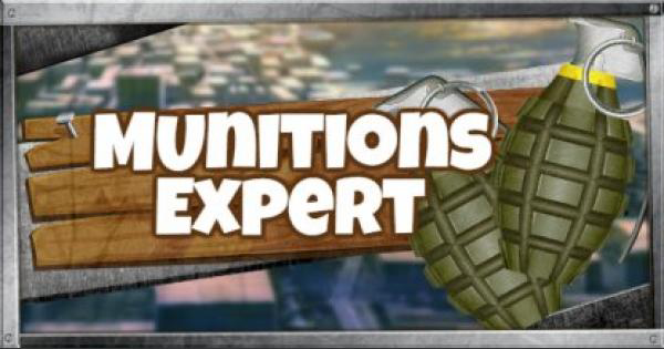 Fortnite | MUNITIONS EXPERT Skin - Set & Styles - GameWith