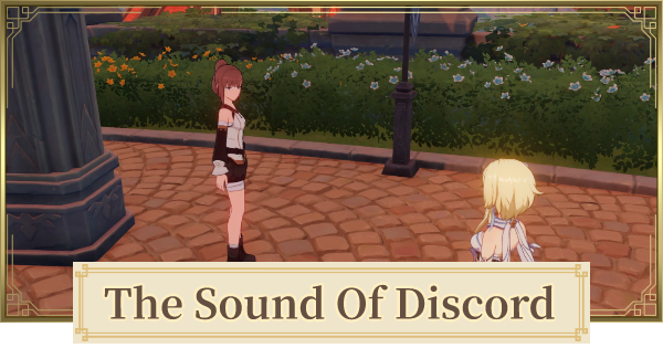 The Sound Of Discord - Festive Anecdotes Quest Guide | Genshin Impact - GameWith