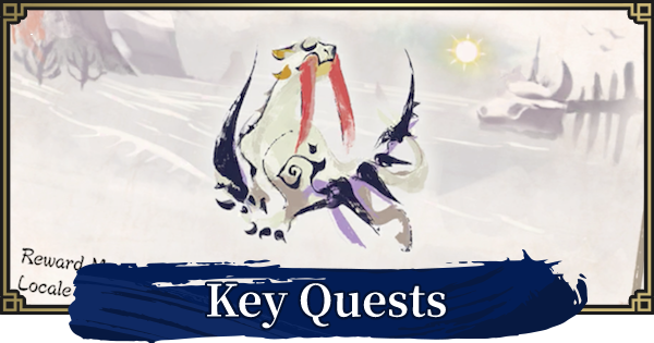 Key Quests List - How To Unlock   MONSTER HUNTER RISE - GameWith