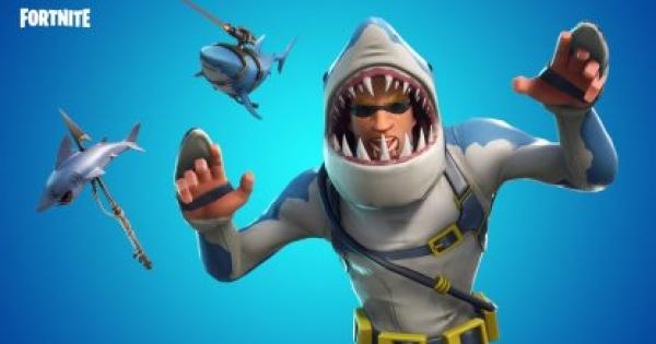 Fortnite | CHOMP SR. Skin - Set & Styles - GameWith