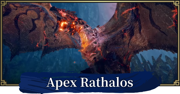 MH Rise | Apex Rathalos - How To Unlock & Weakness | MONSTER HUNTER RISE (MHR) - GameWith