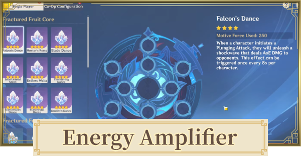 Energy Amplifier Initiation Event - Free Diona Event & Release Date