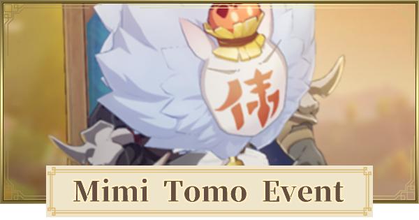 Mimi Tomo Guide (Unusual Hilichurl Event) - Hilichurl Locations   Day 7 Done!   Genshin Impact - GameWith