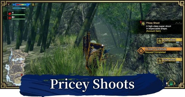 MH Rise | Pricey Shoots - Farming Location & How To Get | MONSTER HUNTER RISE (MHR) - GameWith