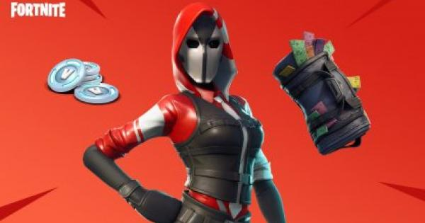 Fortnite | THE ACE - Skin Review, Image & Shop Price