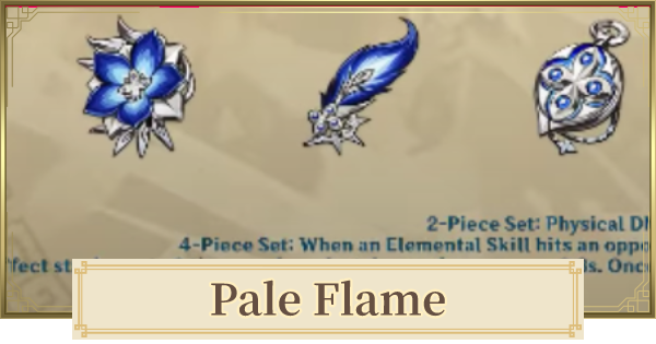 Pale Flame Set Location & How To Get | Genshin Impact - GameWith