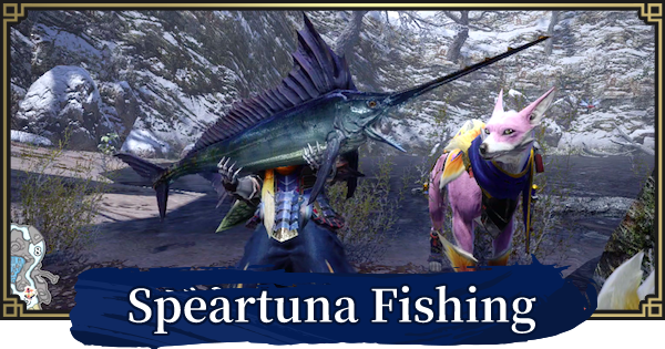 MH Rise | Speartuna - How To Get & Fishing Guide | MONSTER HUNTER RISE (MHR) - GameWith